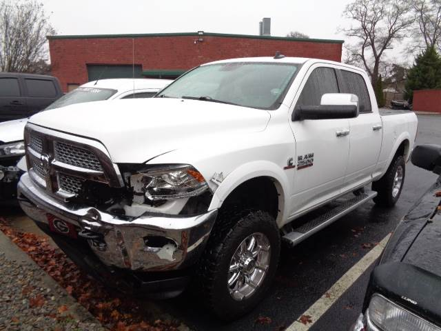 Don't let an accident ruin your day - the experts at Lee's Collision Center know exactly what to do to make your truck shiny and new again.