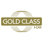 Only 20% of auto body shops currently meet the Gold standard.